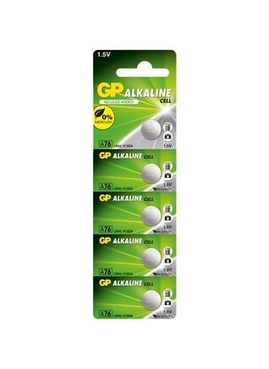 GP A76-2C5 Alkalin 5'li Kartela Renkli
